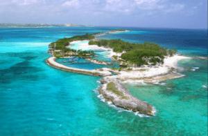 Beach Day Nassau Paradise Island Bahamas