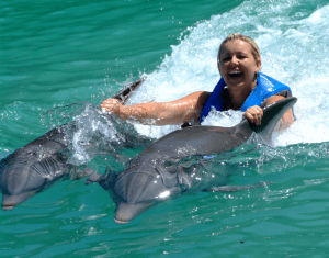 Negril Montego Bay Dolphin Ultimate Swim