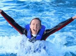 Royal Dolphin Swim in Panama City Beach FL