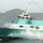 Ferry Service to Tortola