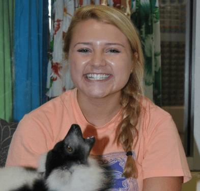 cristina and lemur