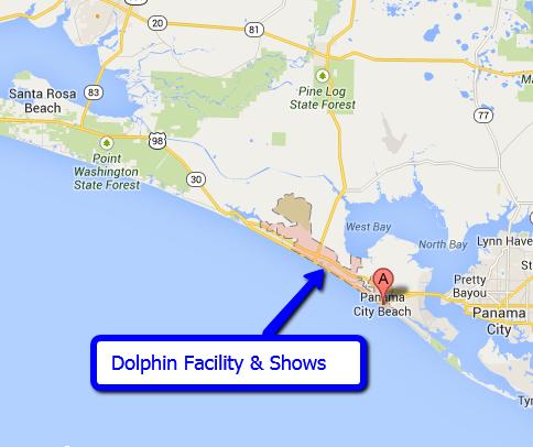 Panama City Beach Dolphin Facility