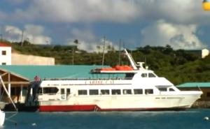 Ferry to Tortola BVI