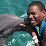 Everyone Loves a Dolphin Kiss Mexico