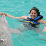 Deep Water Time with Dolphin Mexico