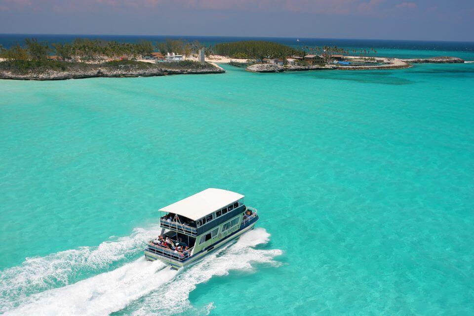 Nassau Bahamas Blue Lagoon Photos
