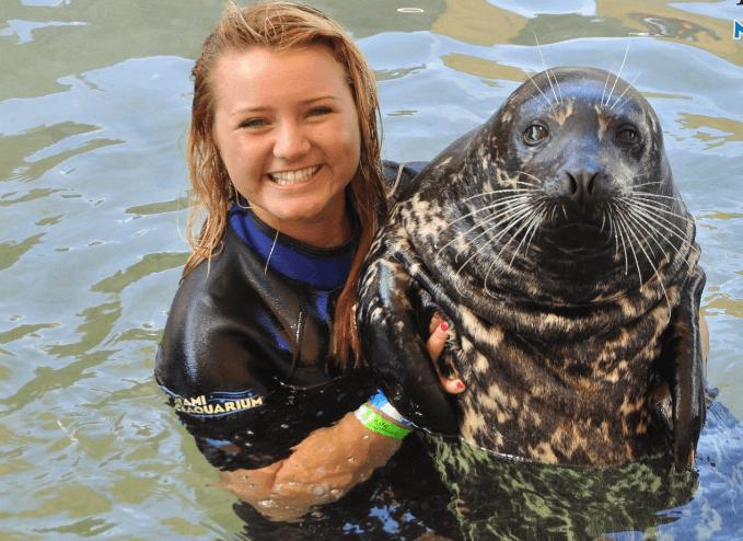 Ton of fun Seal Swim Miami