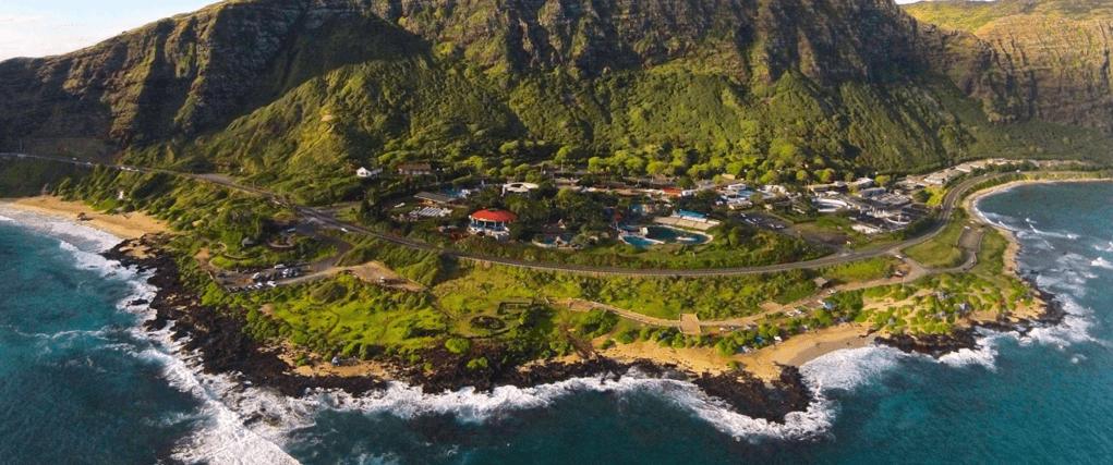 Dolphin Park Oahu