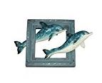 3d dolphin frame