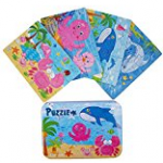 dolphin puzzle pack