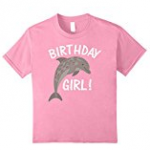 dolphin birthday tee