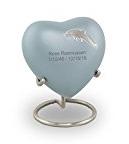 dolphin cremation keepsake