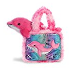 dolphin purse