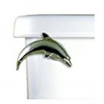 dolphin toilet handle