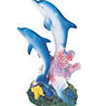 jumping dolphin figurine